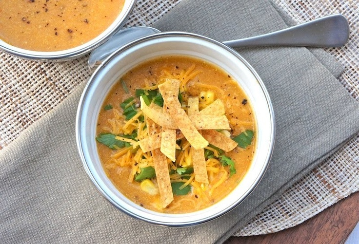 The right tortilla soup is hard to find....