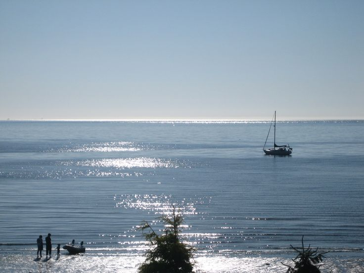 Get some land time at the Lodge at Weir's Beach when you sail in and drop anchor in our bay