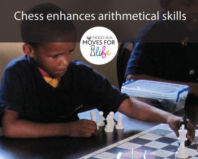 chess enhances math skills - http://movesforlifeblog.wordpress.com/
