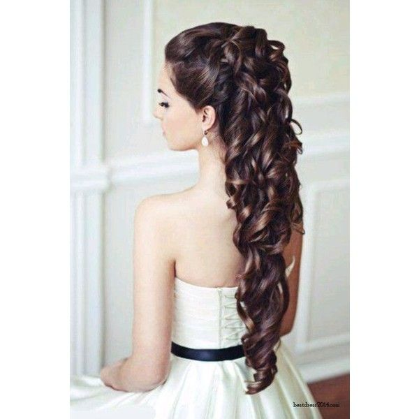 Bestdress2014.com ❤ liked on Polyvore featuring hair and hair styles