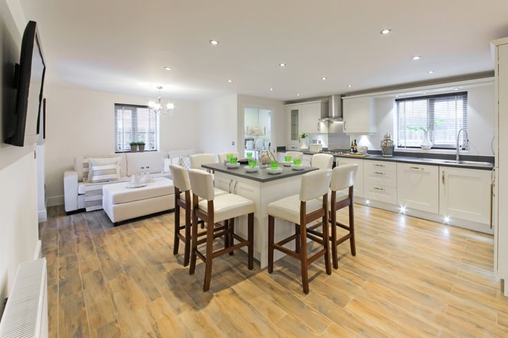 We have a range of luxury and spacious kitchens in our new developments all over the UK http://bit.ly/17hH1cH