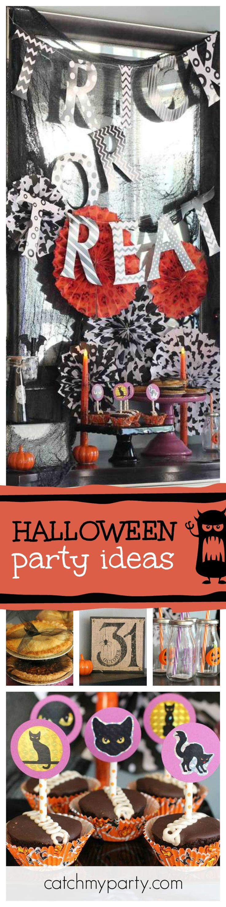 904 best Halloween Party Ideas images on Pinterest
