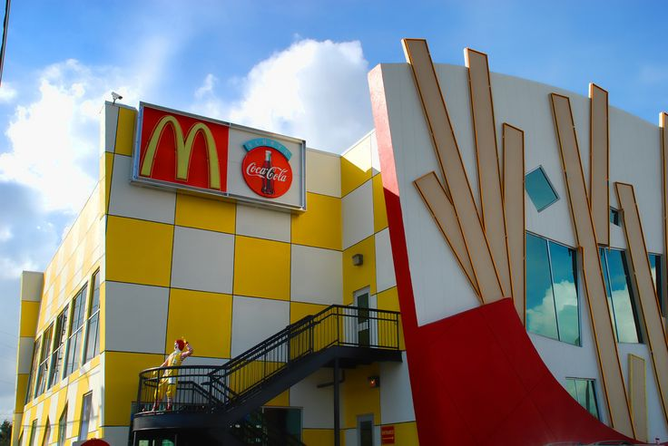 McDonald's World's Largest International Drive Review Orlando, Florida