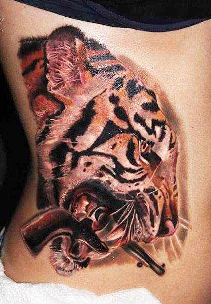 tattoo art animal - photo #40