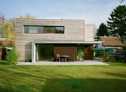 50 m² Garden House / Vienna (AT) planhaus, Schiffamtsgasse