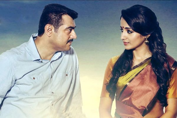 Yennai Arindhaal Movie Review : Yennai Arindhaal is a narration of Satyadev (Ajith) and what happens in his life from the age of 18 years to 38 years.