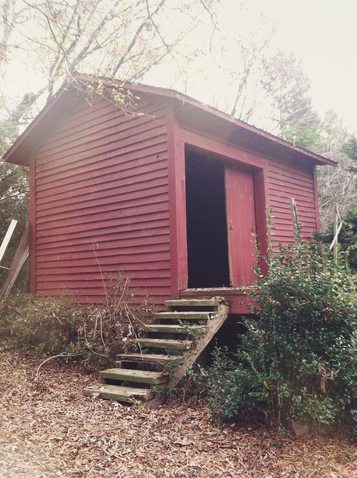 Outbuilding Of The Week A Tiny Railroad Shed Transformed Into Design Studio In North Carolina
