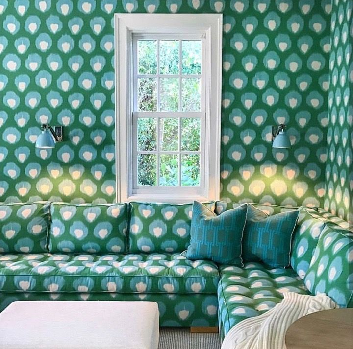 McCann Design Group / Peter Dunham textiles