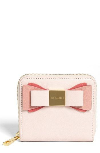 MARC JACOBS 'Little Sister' Wallet available at #Nordstrom