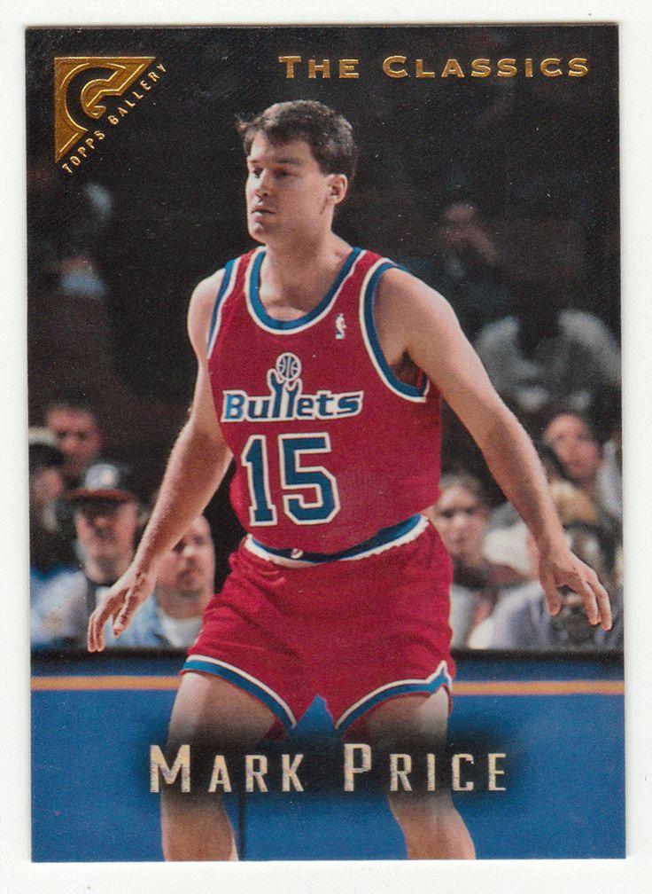 Mark Price # 141 - 1995-96 Topps Gallery Basketball
