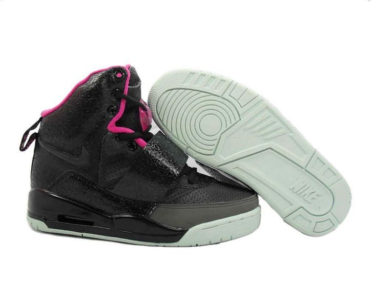 Nike Air Yeezy 1 I Mens Shoes Online Black Red