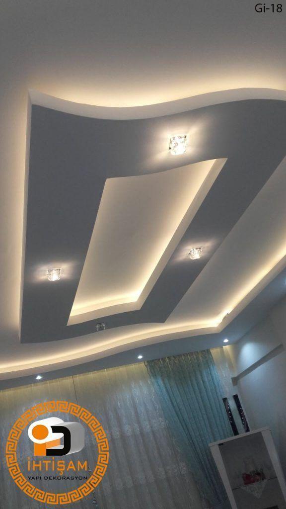 interior false ceiling design for shop