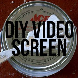 I am no expert on video projector screens but I know there are different sizes, aspect ratios, surfaces, and types…