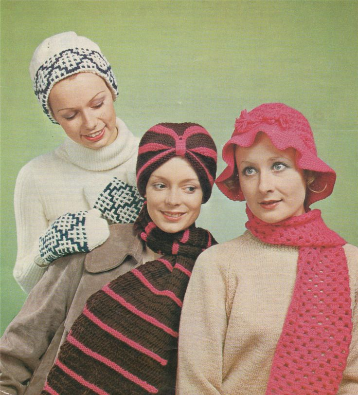 50 best Scarf Gloves Mittens and Hat Patterns images on Pinterest ...