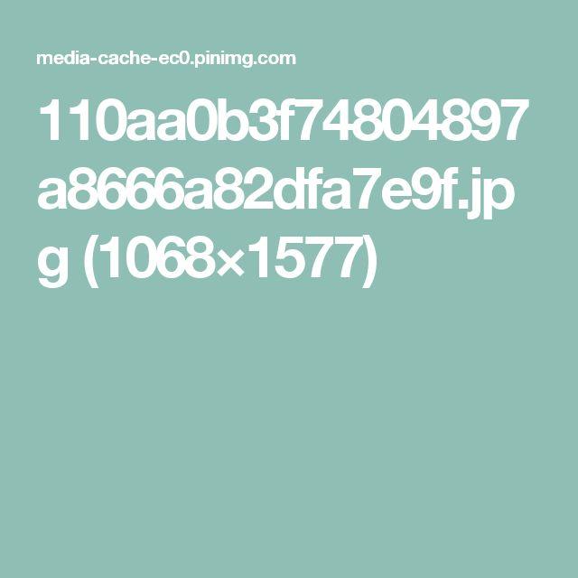 110aa0b3f74804897a8666a82dfa7e9f.jpg (1068×1577)