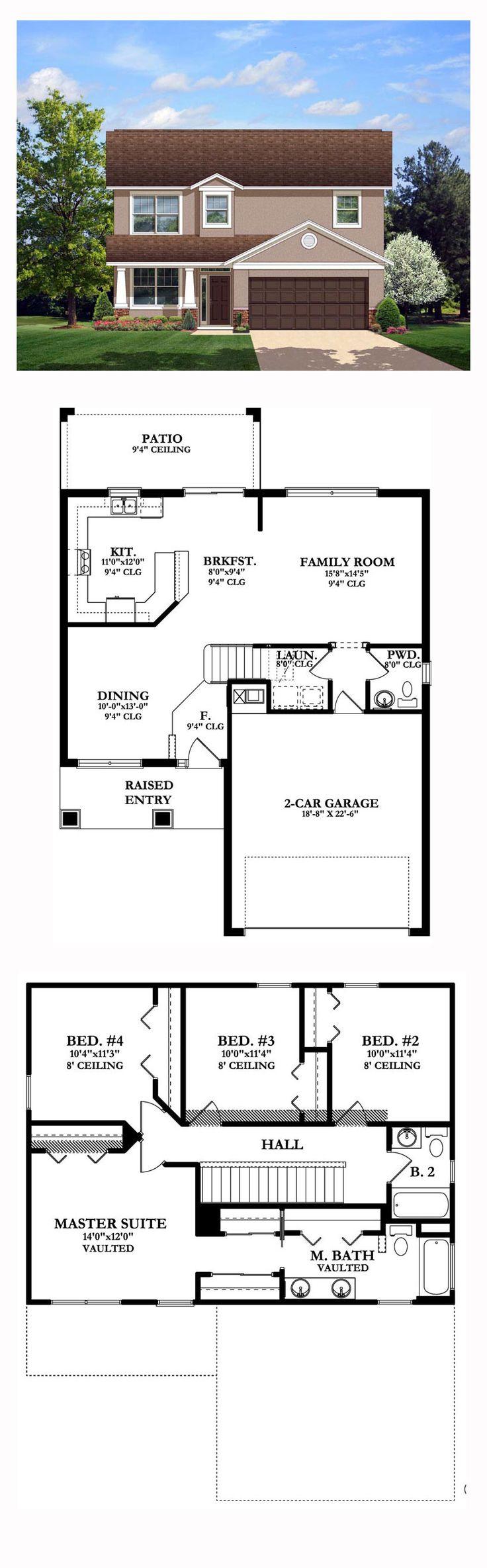 50 best Prairie House Plans images on Pinterest | Prairie house ...