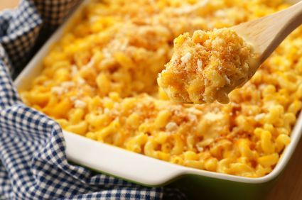 Healthy Mac and Cheese with a Secret Ingredient: 230 calories, 13 g protein