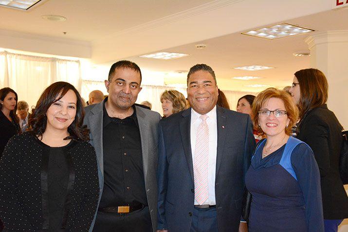 Community Leaders Celebrate Success