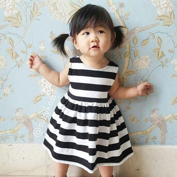 Baby girl clothes girls birthday dress by LittleFootClothingCo