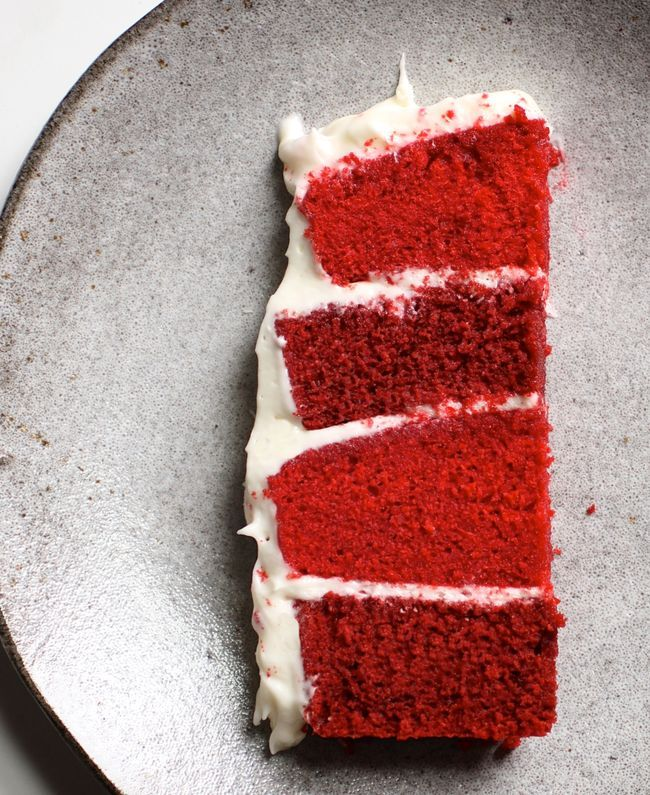 Red Velvet Cake recipeCake Recipe, Sweets Treats, Baking Recipe, Velvet Red, Velvet Parties, Eating Cake, Layered Cake, Red Layered, Red Velvet Cakes