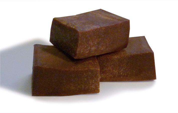 Schokolade Milch von Handgemachte Naturseifen auf DaWanda.com