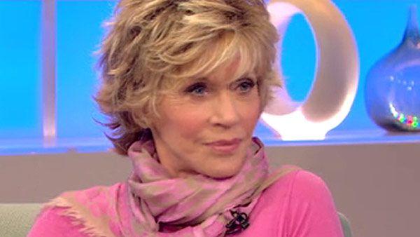 Chatter Busy: Jane Fonda Plastic Surgery Photos