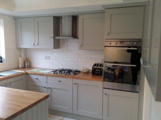 Kitchens Renew Shaker replacement & Respraying
