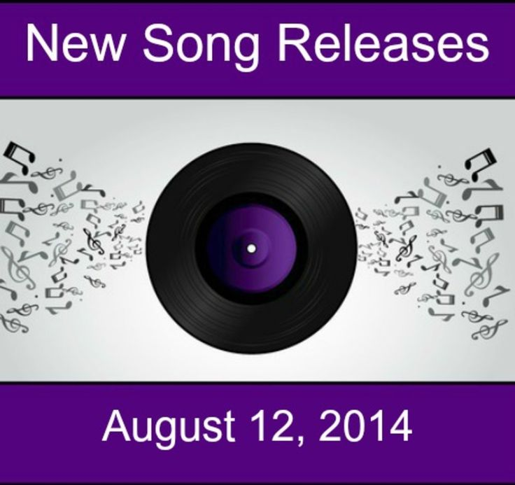 New Music Releases August 12, 2014 http://yourdailydance.com/new-music-releases-august-12-2014/