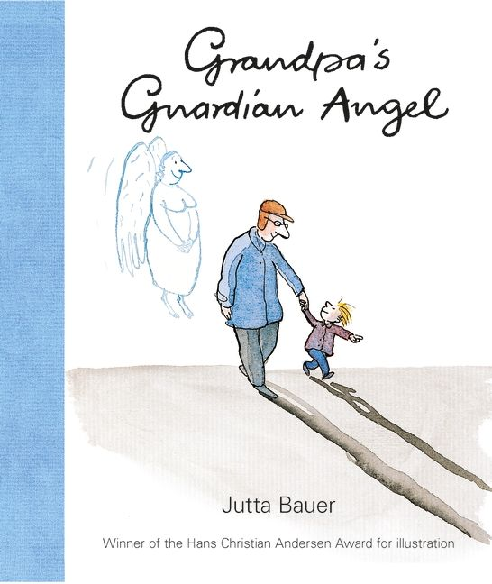 A special picture book about a very lucky grandpa