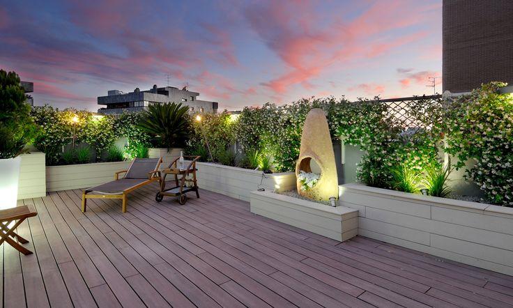Decoración exterior: ¿Preparada para disfrutar de la terraza