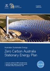 Zero carbon australia - Stationary energy