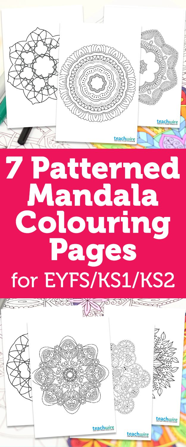 11 best EYFS, KS1, KS2 Colouring Pages images on Pinterest