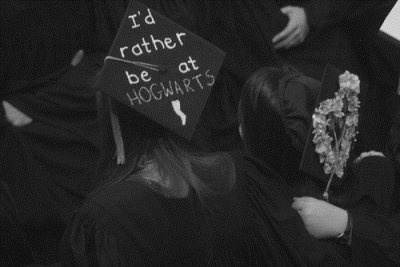 GraduationGradcap, Graduation Caps, Hogwarts, Grad Cap, I M, Harrypotter, Funny, Harry Potter, Things