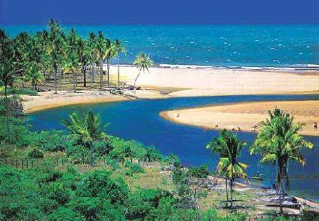 Caraíva Beach, Bahia Travel to Brazil with www.brol.com