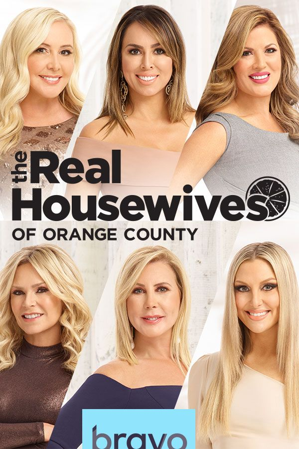 The Real Housewives of Orange County | Bravo Shows | Real