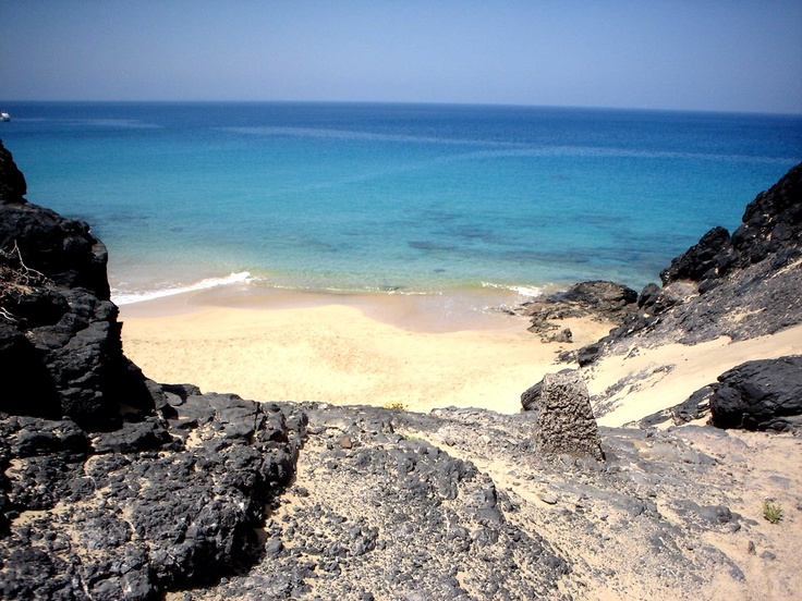 lava & beaches. lanzarote.