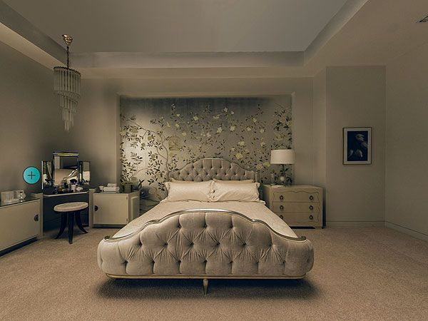 Christian Grey's Apartment - Anastasia's bedroom