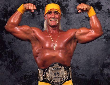 私の大好きなレスラーです。もっと鍛えて同じような身体を作りたいものですね(笑)。