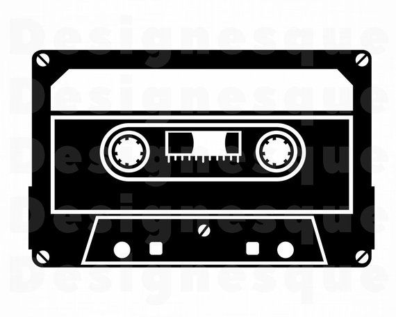Cassette Tape Svg Audiocassette Svg Geluidsband Svg Cassette Etsy In 2021 Audio Tape Cassette Tapes Audio Cassette