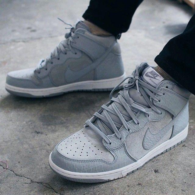 Nike Dunk CFMT Mid Python: Grey