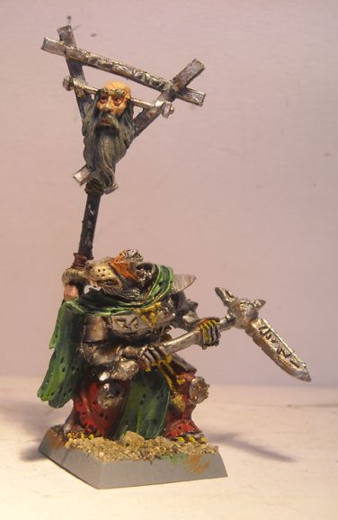 Wardlord Skaven