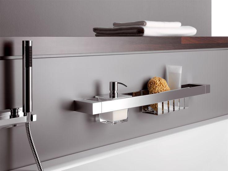 De badkameraccessoires van Emco hebben een uitzonderlijk design en creëert echte highlights in de badkamer.