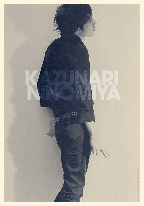 A・RA・SHI - Kazunari Ninomiya, Arashi, 二宮和也, 嵐 from eyes-with-delight.tumblr.com