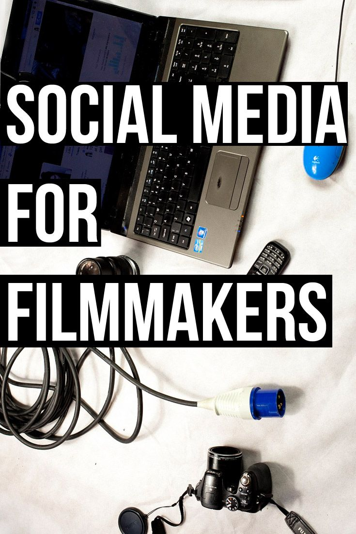 post social media for filmmakers. an article looking at tehcniques online filmmakers can use to find jobs | filmmaker | filmmaking