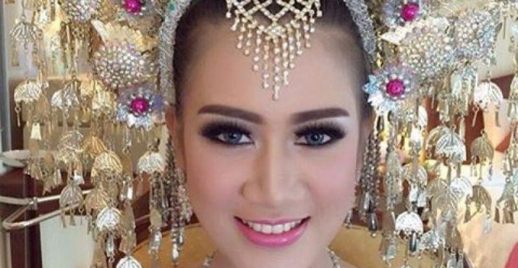 Tips Cantik dalam Tata Rias Pengantin Adat Palembang