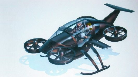 The innovators behind the SoloTrek/Springtail Exoskeleton Flying Vehicle have announced pl...