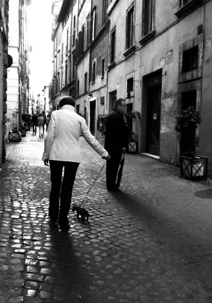 Via dei Coronari in Roma, Lazio