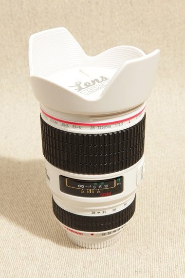 White Camera Lens Mug  funny things  Pinterest  Urban outfitters ...