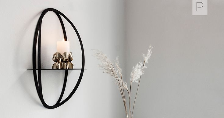 Halo Shelf by Janne Uusi-Autti's for be&liv