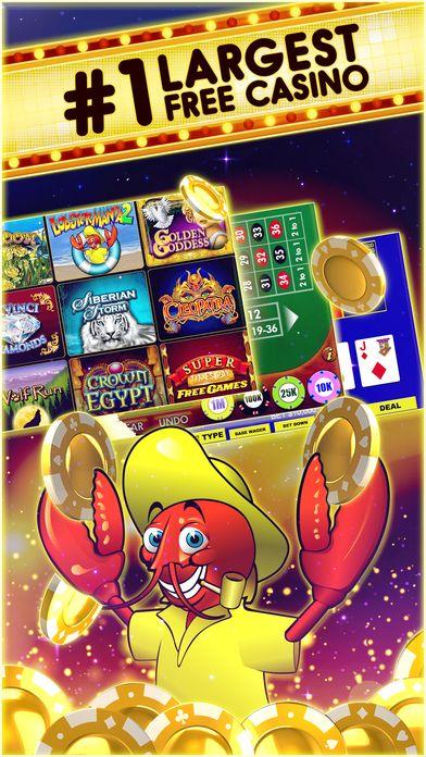 DoubleDown Casino & Slots  – Vegas Slot Machines! by DoubleDown Interactive B.V.